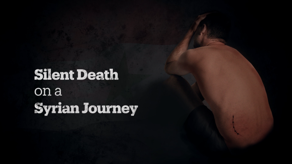 Silent Death on Syrian Journey